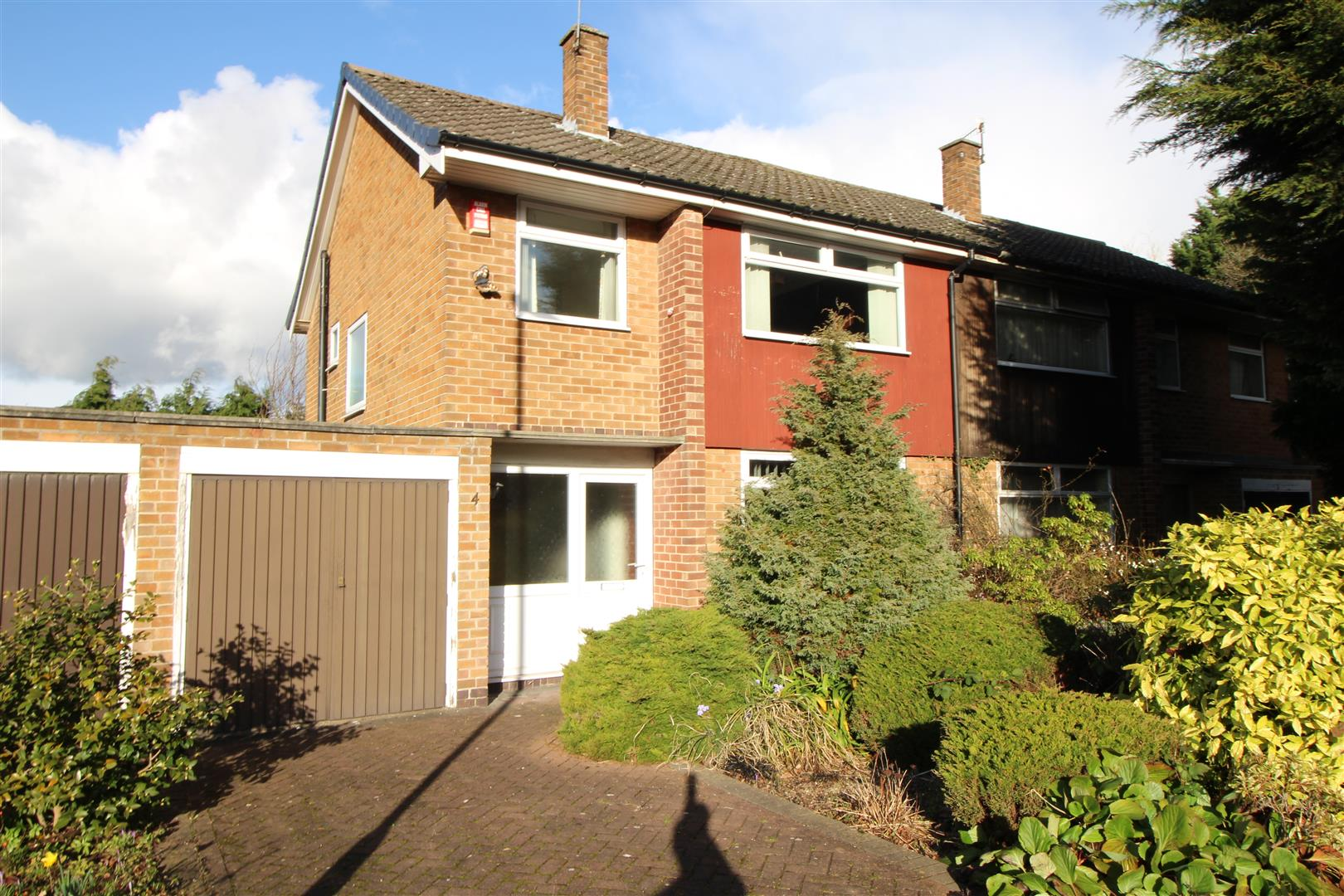 3 Bedrooms Semi Detached House for sale in Blenheim Drive, Chilwell, Nottingham